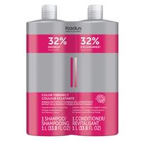 Color Vibrancy Shampoo & Conditioner Liter Duo