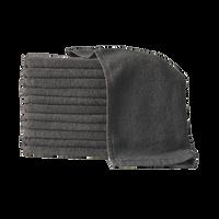 Royale Deluxe Dark Grey Towel