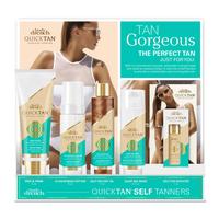 Quick Tan Gorgeous 15 Piece Display