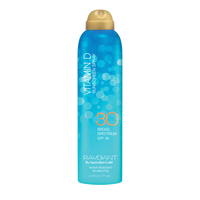 Raydiant Continuous Spray SPF 30 Sunscreen