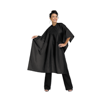 Betty Dain Black Whisper Style Cloth Cape