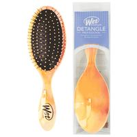 Wet Brush - Water Colour Orange
