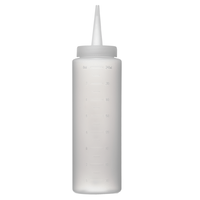 Soft n Style Wide Mouth Color Applicator Bottle - 8 oz