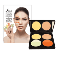 Optical Illusion Color Correcting Concealers