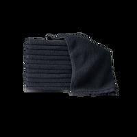Royale Deluxe Black Towel