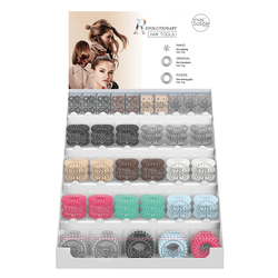 Invisibobble® Hair Ring - 49 piece mixed display