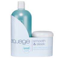 Smooth Shampoo & Healing Conditioner