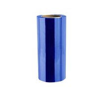 Foil Blue Roll 5 Inches Wide