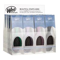 Wetbrush Get Certified 18 piece Salon Display