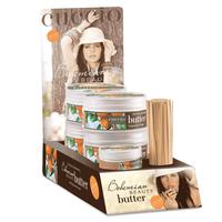 Argan & Tangerina Butters with Mini Tester & Testing Sticks