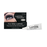 LashGrip Adhesive Strip Lashes-Clear