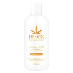 Tahitian Vanilla & Ginger Herbal Body Wash