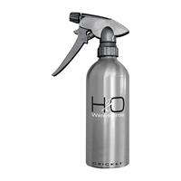 Aluminum H2O Spray Bottle