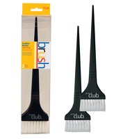 Feather Bristle Brushes - 2 count