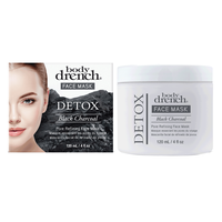 Detox Black Charcoal Face Mask