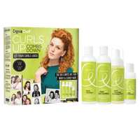 Spring Curl Kit - For wavy hair