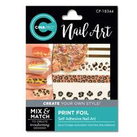 Cinapro - Animal Print Foil Decal