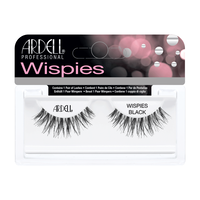 InvisiBands Glamour Lashes Wispies-Black