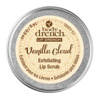 BOHO Vanilla Cloud Exfoliating Lip Scrub