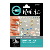 Cinapro - Gem Crystal Decal