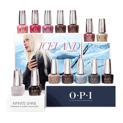 Iceland Collection A Edition - OPI Infinite Shine