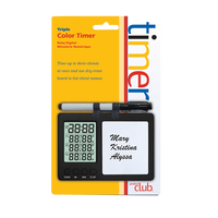 Triple Color Timer with Dry Erase Board