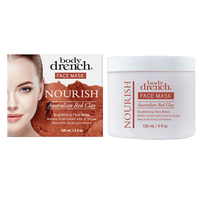 Nourish Australian Red Clay Brightening Mask