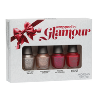 Wrapped In Glamour Holiday Minis - 4 count