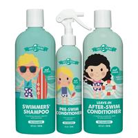 Swimmers Trio