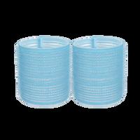 Self-Grip Rollers - 2 1/4 Inch Aqua 2–Count