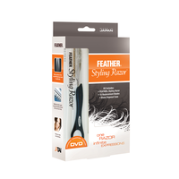 Feather Styling Razor Kit w/DVD