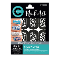 Cinapro - Crazy Lines Decal