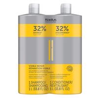 Visible Repair Shampoo & Conditioner Liter Duo