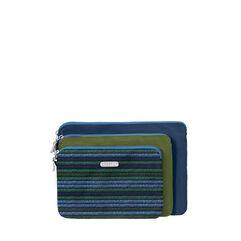 3 pouch travel set