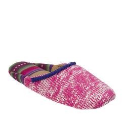 Summer Knit Closed Toe Scuff