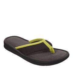Mesh Flip Flop with Memory Foam