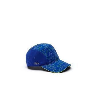 Men's SPORT Print Technical Jersey Tennis Cap