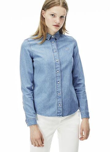 Women's L!VE Denim Shirt