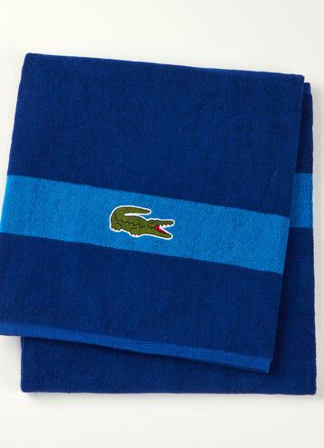 Lacoste Logo Bath Towel