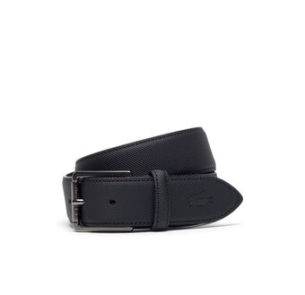 Men's Petit Pique Printed Belt