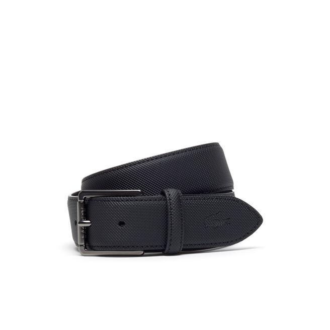 Men's Petit Piqué Printed Belt