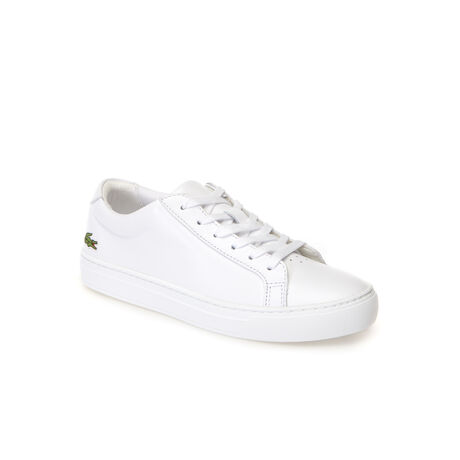 Women's L.12.12 Nappa Leather Sneakers