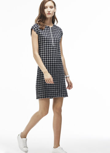 Women's Soft Print Jersey T-Shirt Dress