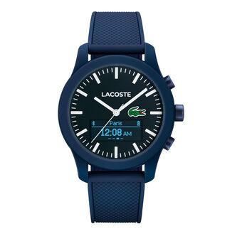 Unisex Lacoste.12.12 Contact Blue Smartwatch