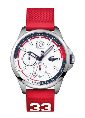 Men's Cabreton Navy Silicone Strap Watch