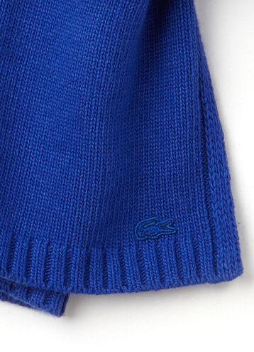 Women's Dip-Dyed Jersey Scarf