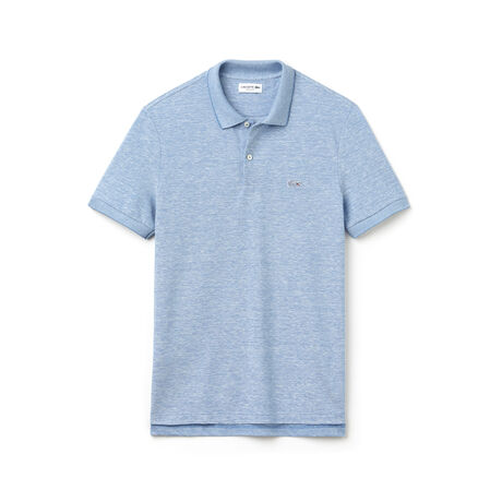Men's Regular Fit Caviar Piqué Polo Shirt