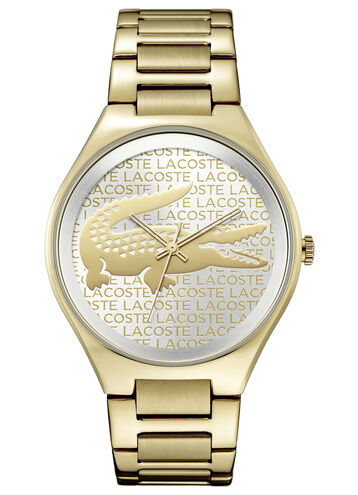 Women's Gold Valencia Watch