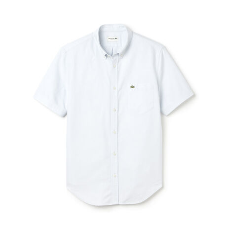 Men's Oxford Cotton Shirt