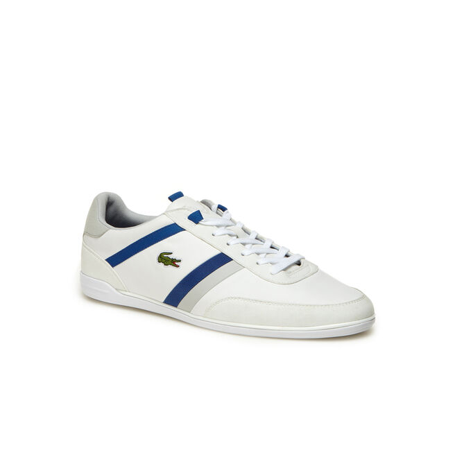 Men's Giron Technical Panel Leather Sneakers